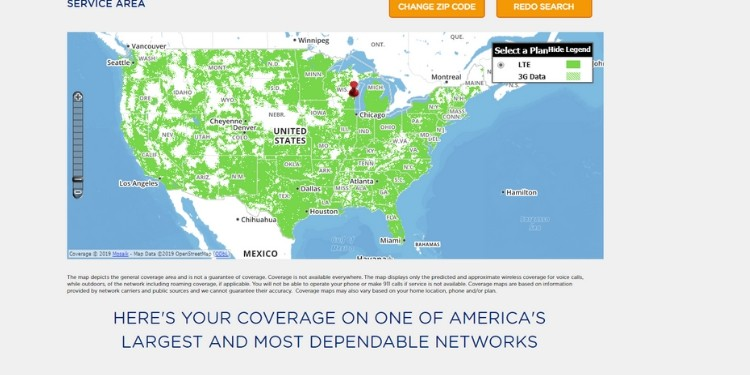 Tracfone coverage + performance