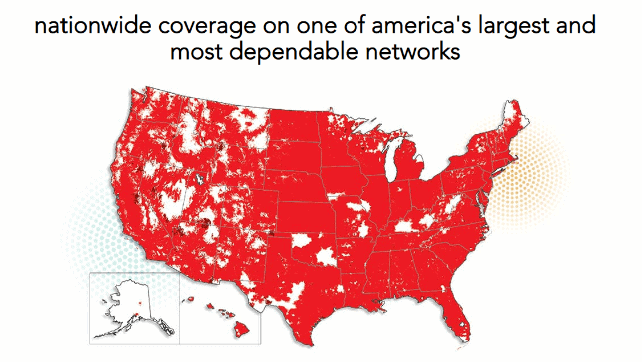 Total Wireless coverage map