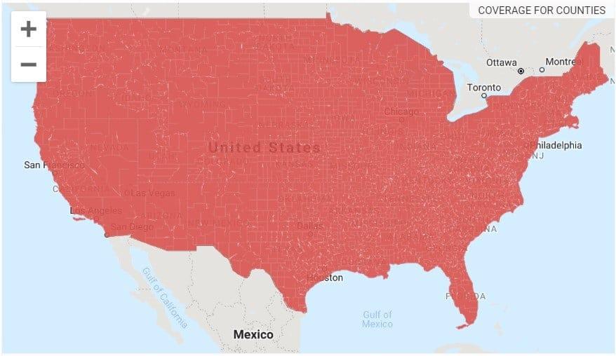 hughnes map