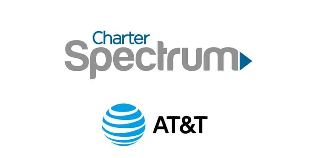 2019 Spectrum (Formerly Time Warner) vs AT&T Internet