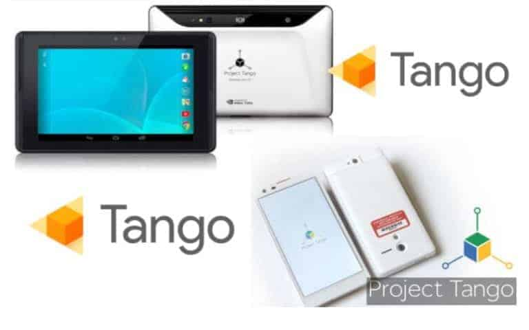 google tango phones